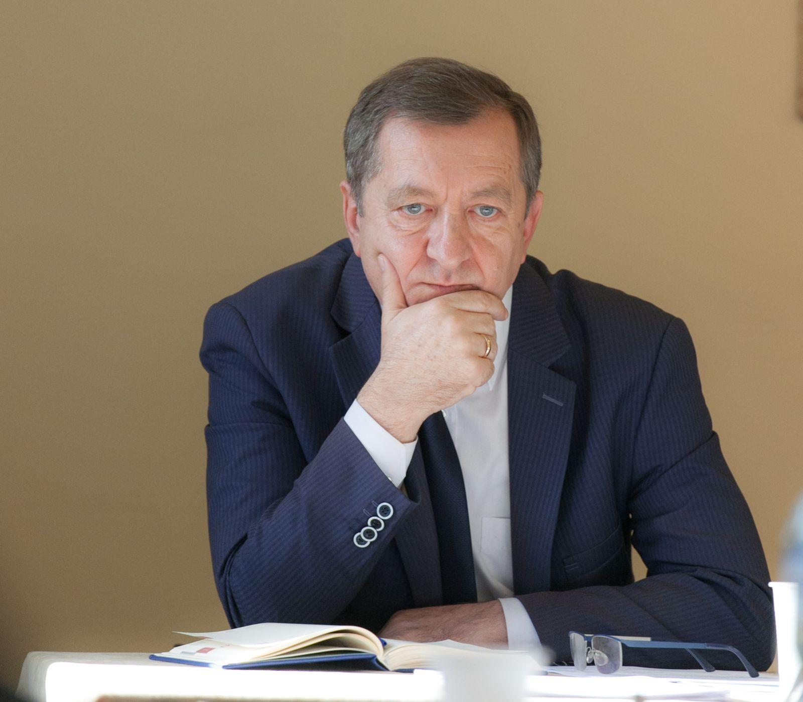 Czy wójt Gołuchowa Marek Zdunek był agresywny? - Zdjęcie główne