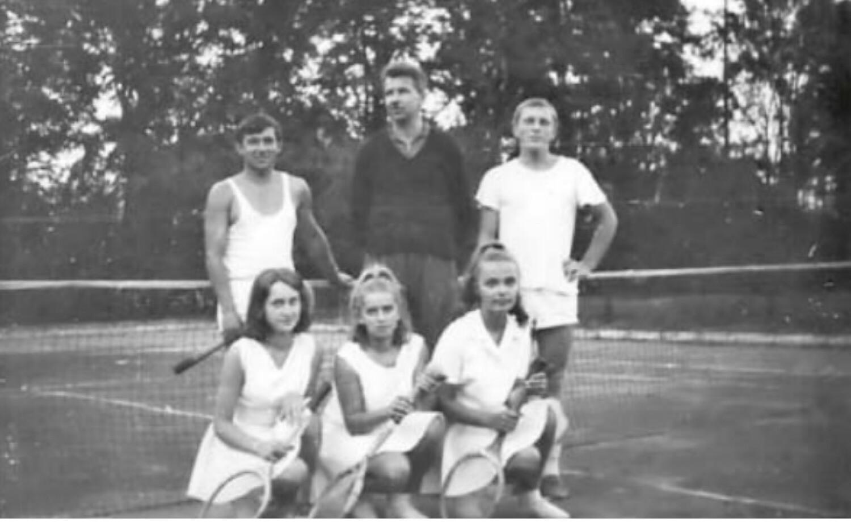 Zmarł Henryk Jarzębowski. Legenda pleszewskiego tenisa - Zdjęcie główne