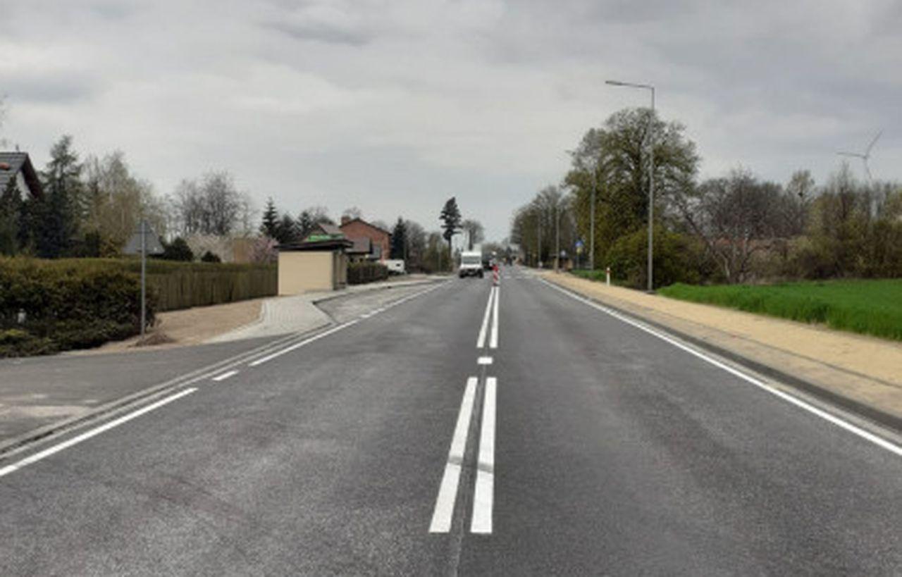 Pleszew. Trzy etapy remontu na drodze krajowej nr 11 zakończone. Przed nami jeszcze ostatni etap prac - Zdjęcie główne