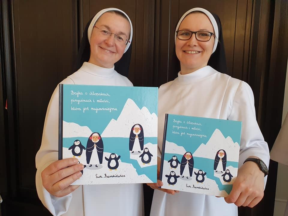 Broniszewice. Przeczytaj piękną bajkę o chłopakach, pingwinach i miłości, która jest najważniejsza! - Zdjęcie główne