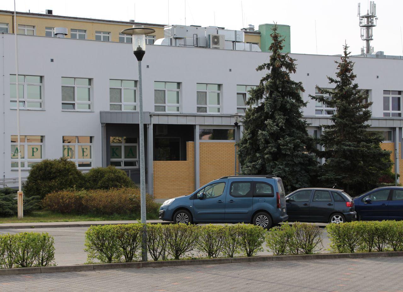 Strajk ostrzegawczy w pleszewskim szpitalu - Zdjęcie główne
