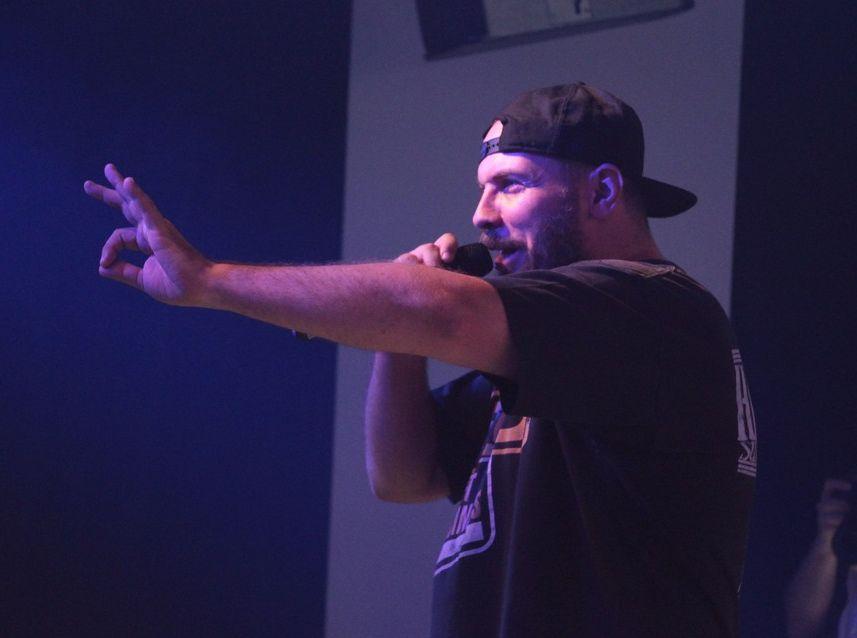 O.S.T.R dał koncert w Pleszewie [ZDJĘCIA, WIDEO] - Zdjęcie główne
