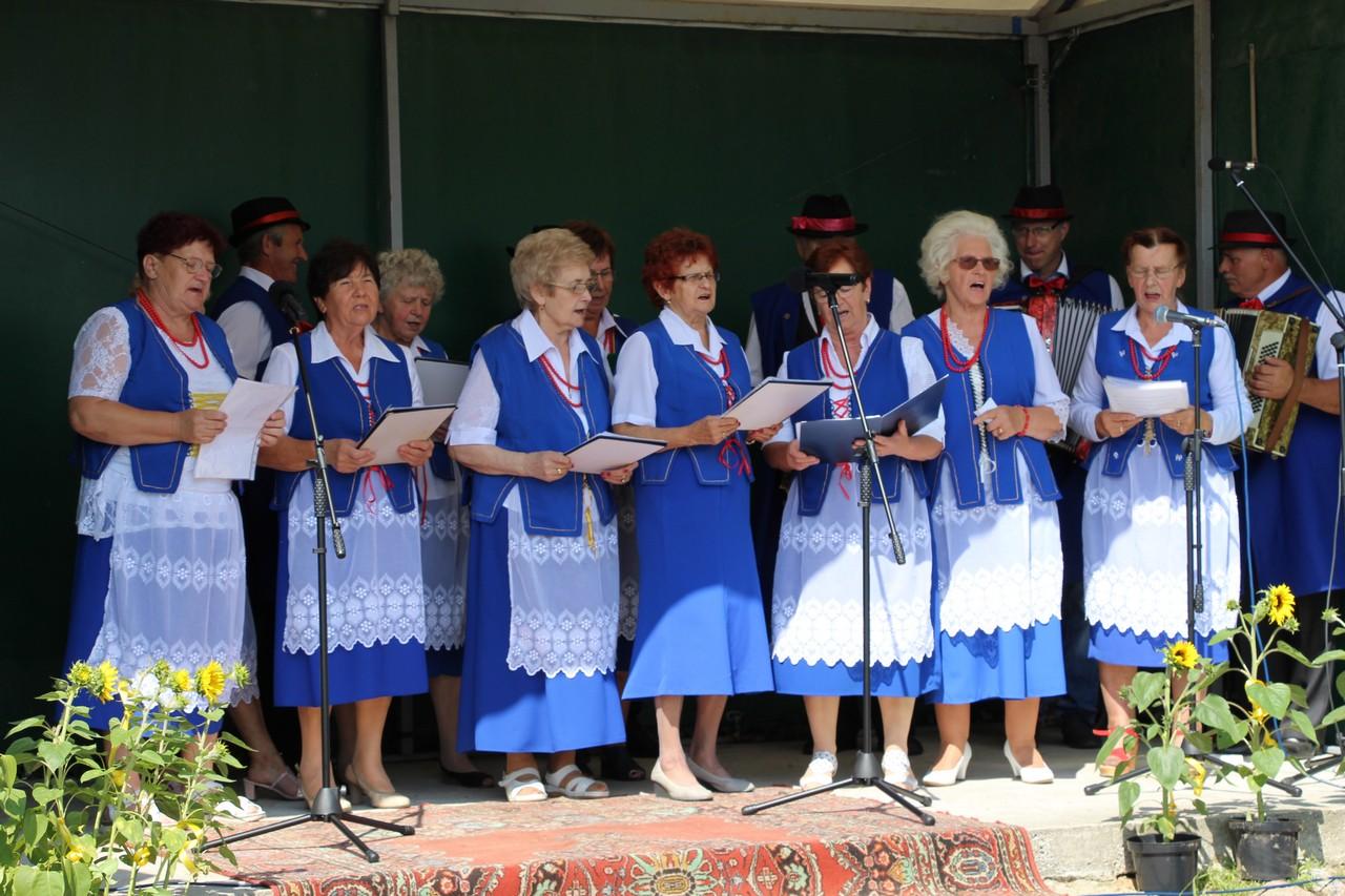 Gmina Dobrzyca. Biesiada seniorów w Strzyżewie [FOTO] - Zdjęcie główne