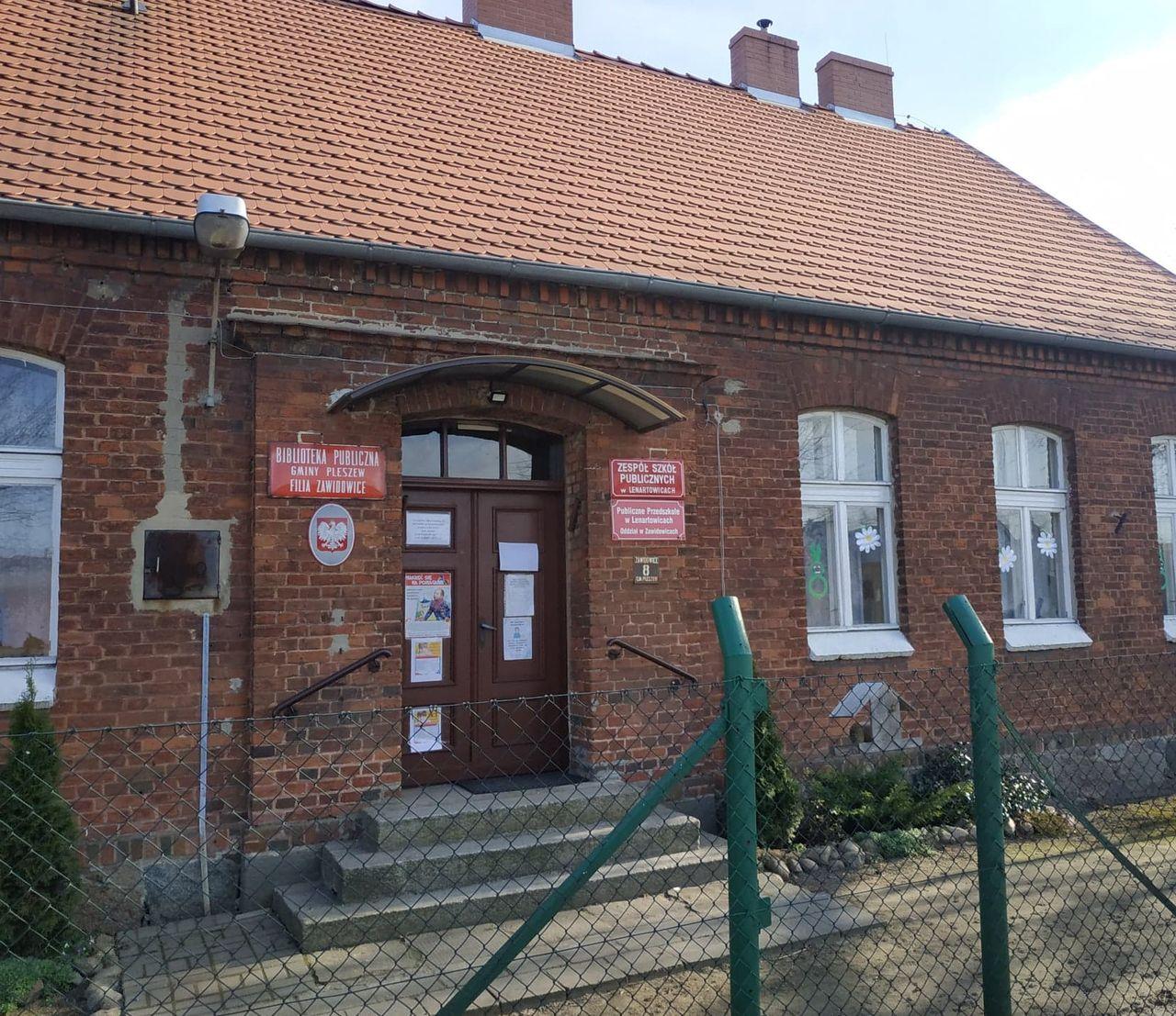 Zawidowice. Budynek przedszkola wymaga pilnego remontu - Zdjęcie główne
