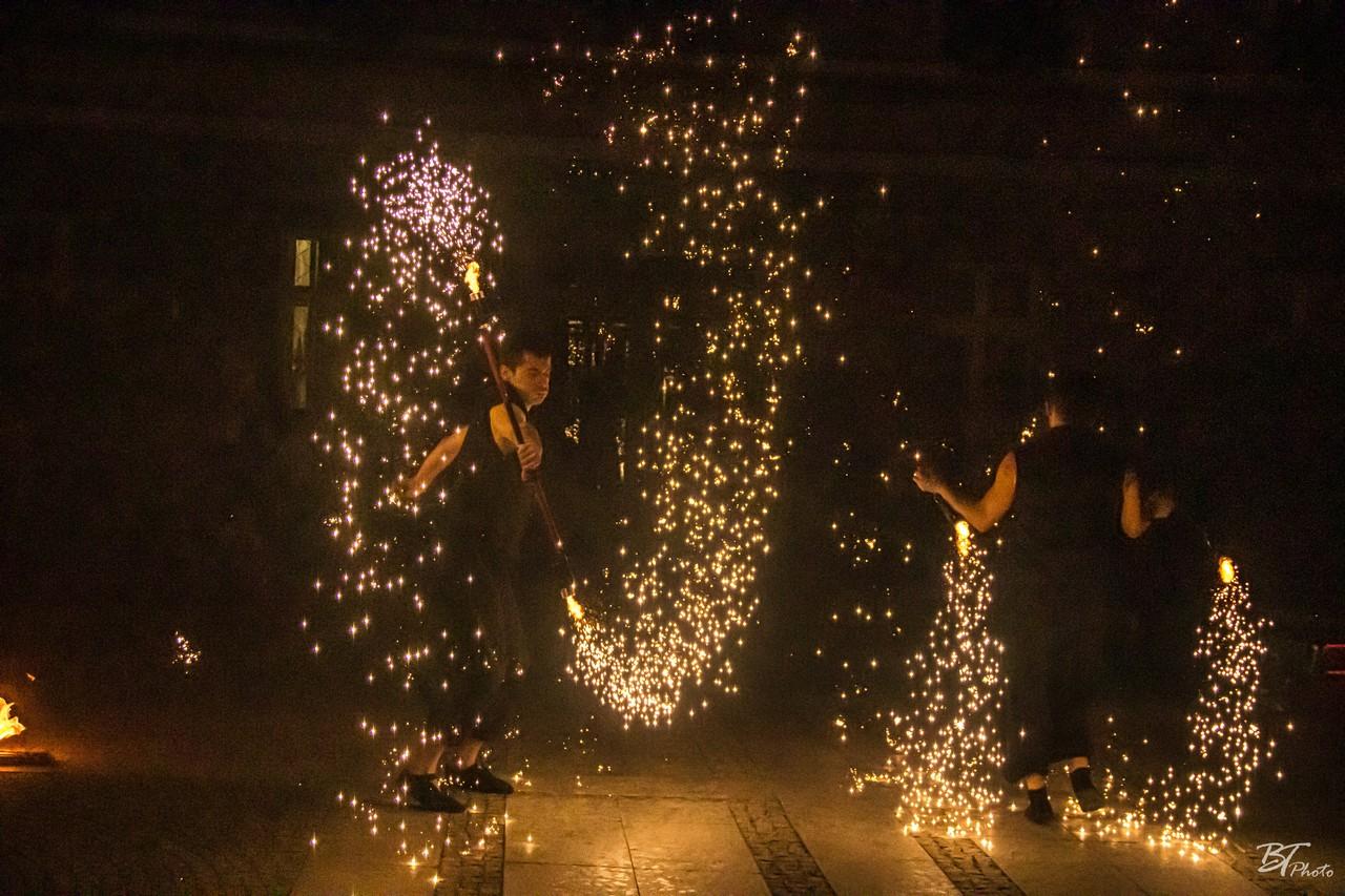 Teatr Ognia w Pleszewie. To było magiczne widowisko! [ZDJĘCIA] - Zdjęcie główne