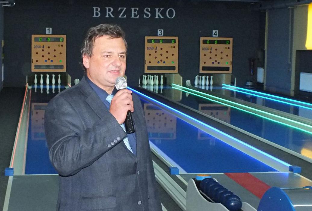 Przemysław Spychaj prezesem Polskiego Związku Kręglarskiego - Zdjęcie główne