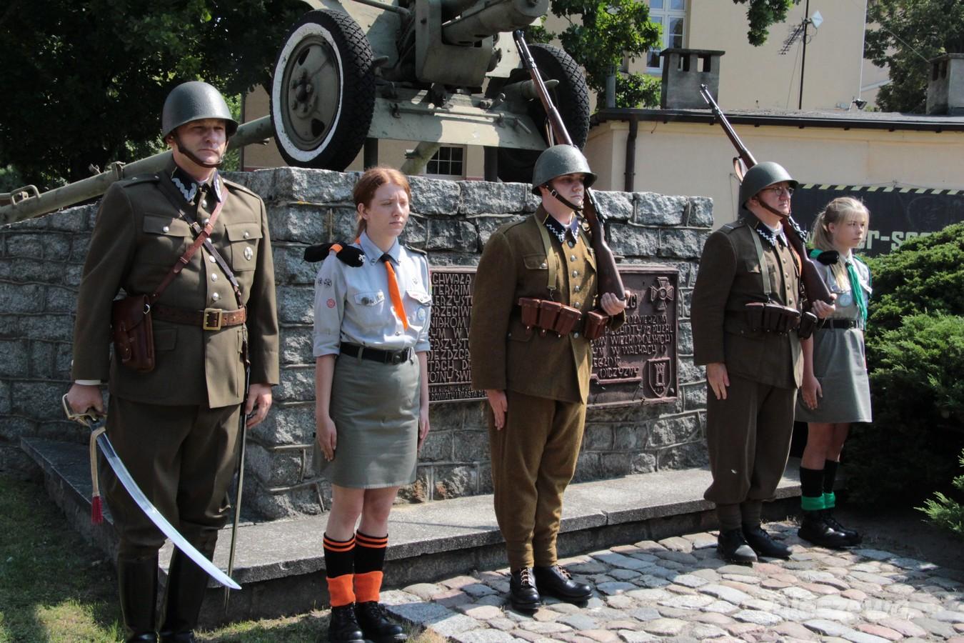 Święto Wojska Polskiego w Pleszewie [ZDJĘCIA] - Zdjęcie główne