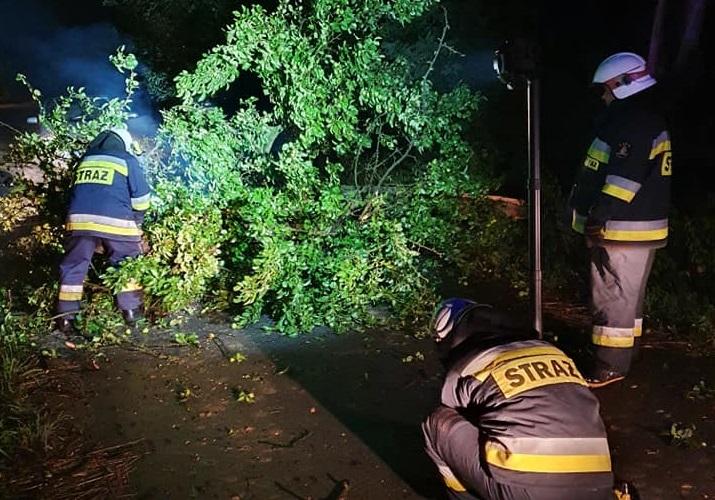 Pleszew. Za nami burzowa noc - Zdjęcie główne