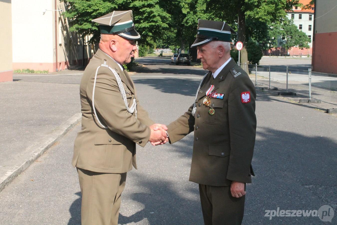 Pleszew. 40-lecie Związku Żołnierzy Wojska Polskiego [ZDJĘCIA] - Zdjęcie główne