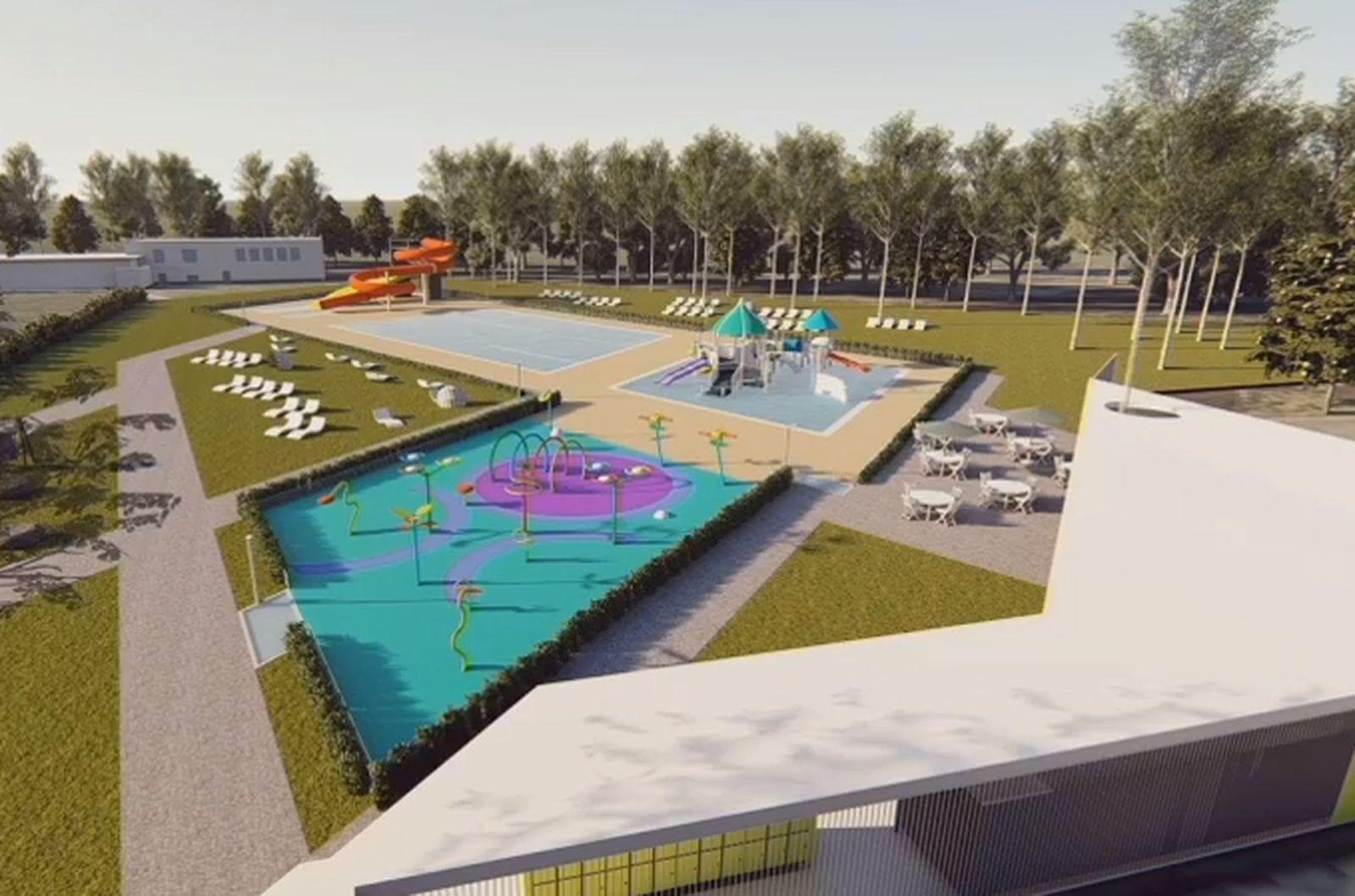 Pleszew. Budowa basenów coraz bliżej? Kiedy popływamy w nowym kompleksie? - Zdjęcie główne