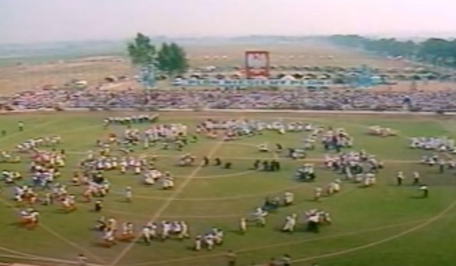 Marszew. Kiedyś o tym stadionie mówiła cała Polska. - Dziś żal patrzeć - twierdzi nasz Czytelnik - Zdjęcie główne