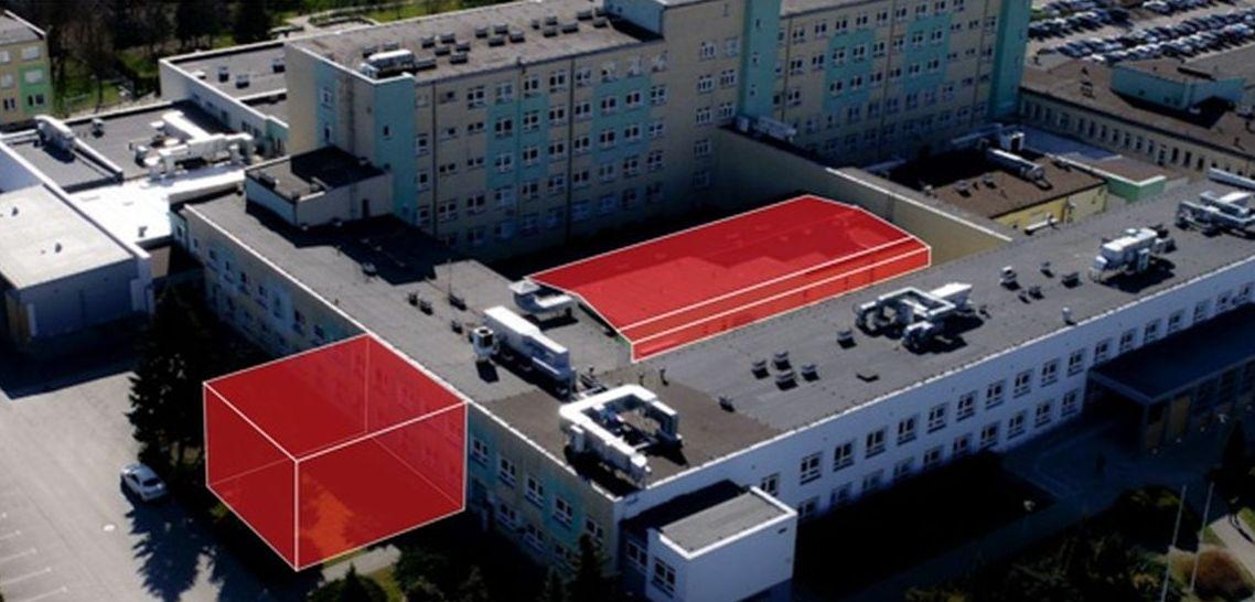Pleszewski szpital zostanie rozbudowany! Powiększą ginekologię. Powstaną sale izolacyjne dla ciężarnych  - Zdjęcie główne