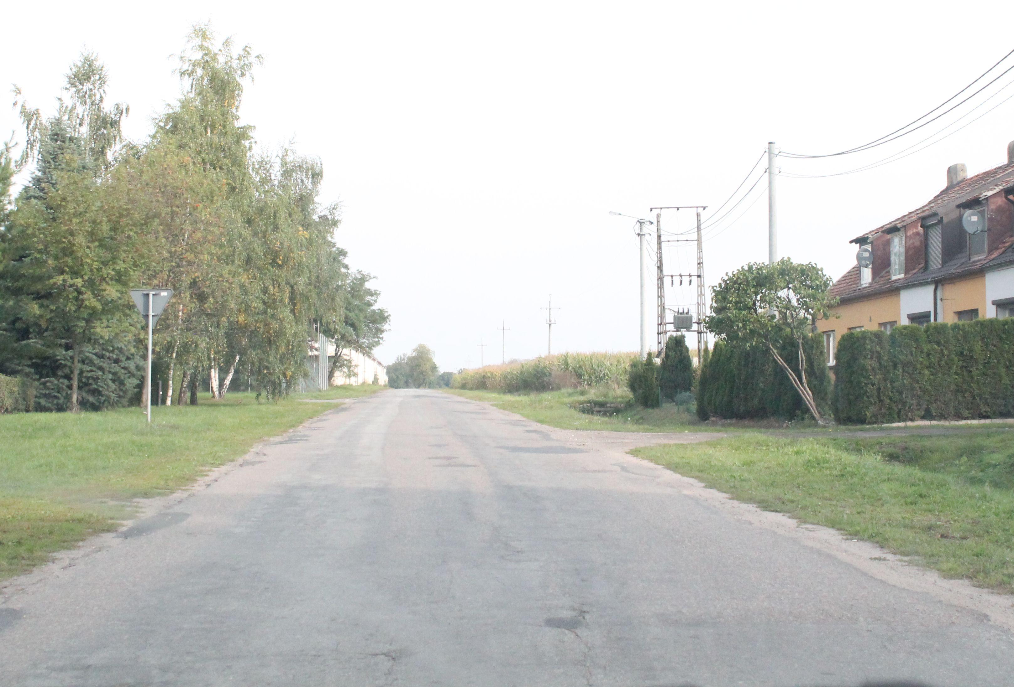 Gmina Dobrzyca. W Karminie zbudują nowe chodniki - Zdjęcie główne
