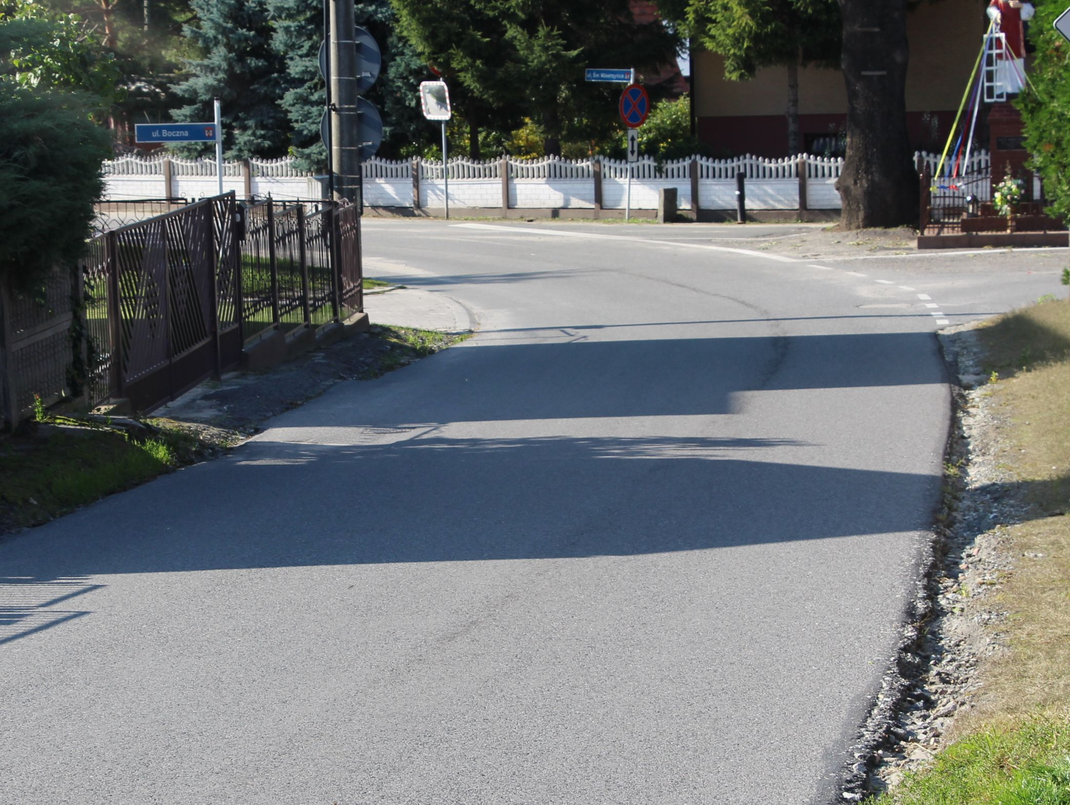 """Kościelna Wieś tonie. Ulice są zalewane. Mieszkańcy: """"Nic w tej sprawie nie jest robione"""" - Zdjęcie główne"""