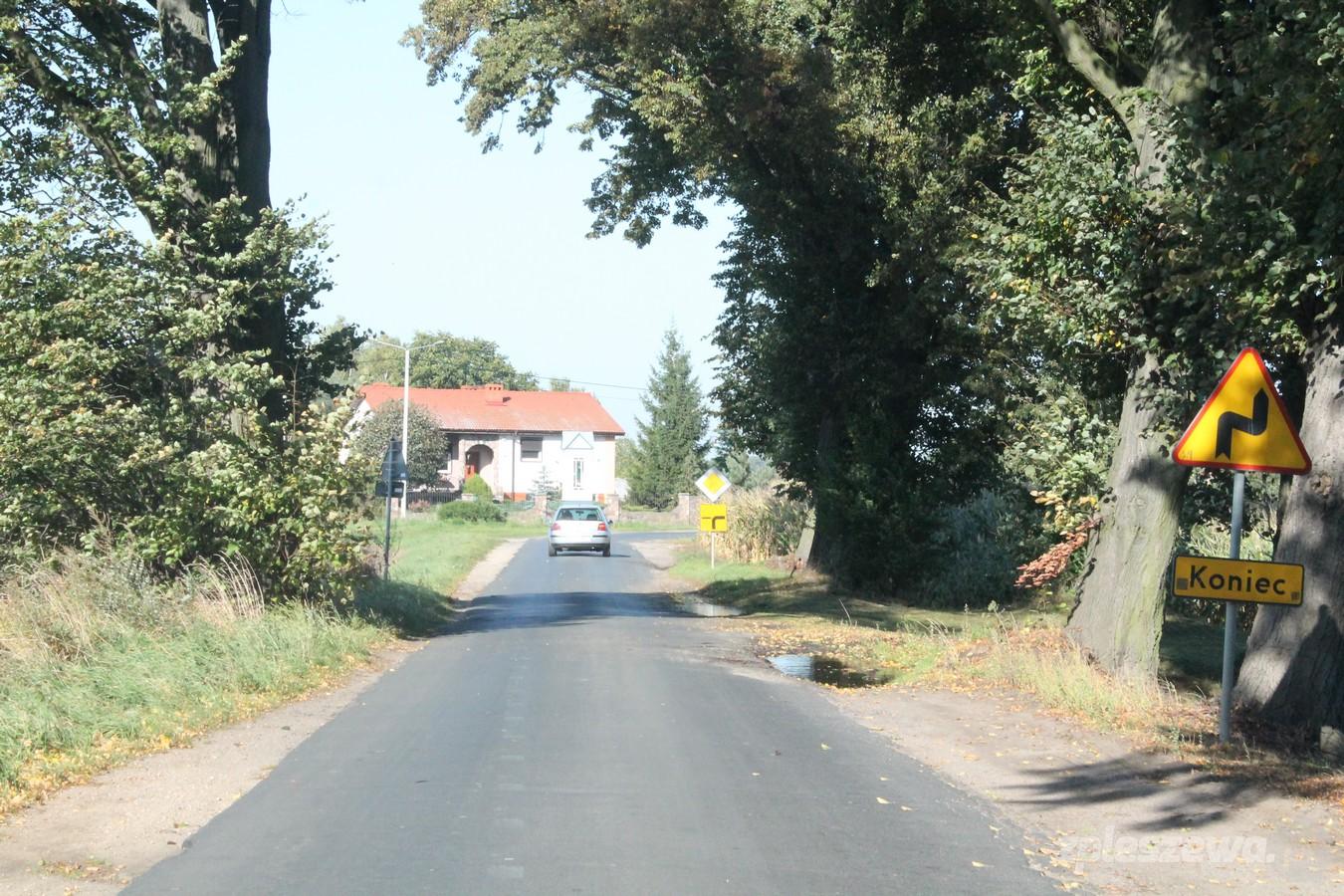 Suchorzew. Wkrótce ruszy kolejny etap remontu drogi powiatowej [ZDJĘCIA] - Zdjęcie główne