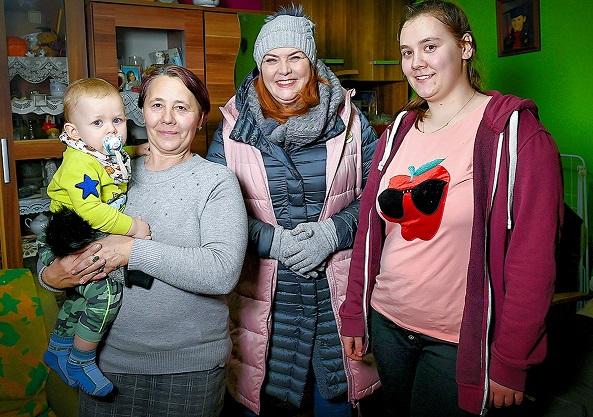 Rodzina z Kalisza dostała nowy dom - Zdjęcie główne
