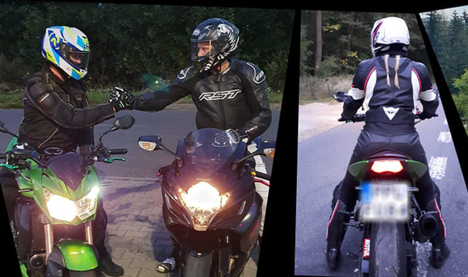 Wielka impreza dla wielkiego wojownika. Motocykliści pomogą Hubiemu - Zdjęcie główne