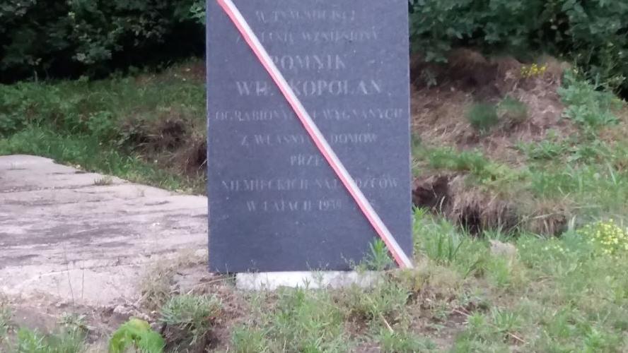 Ruszył kolejny konkurs na pomnik upamiętniający wypędzenia Wielkopolan - Zdjęcie główne