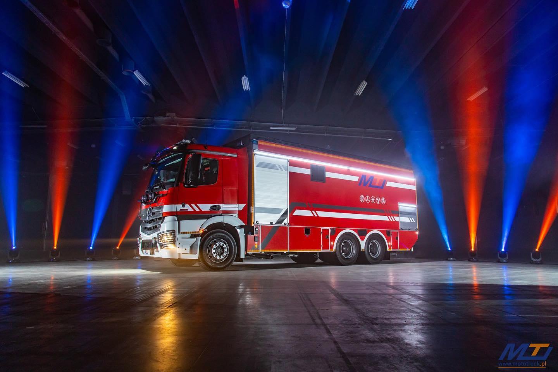 Nowe auto dla strażaków - Zdjęcie główne
