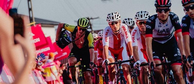 Paterski najlepszym Polakiem w Tour de Pologne! - Zdjęcie główne