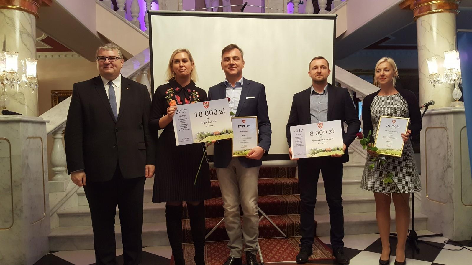 zwielkopolski24.pl XI edycji konkursu na najlepszy obiekt turystyki na obszarach wiejskich w Wielkopolsce - Zdjęcie główne