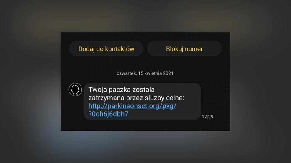 Podejrzane SMS'y to nowa metoda oszustów. Nie dajmy się nabrać - Zdjęcie główne