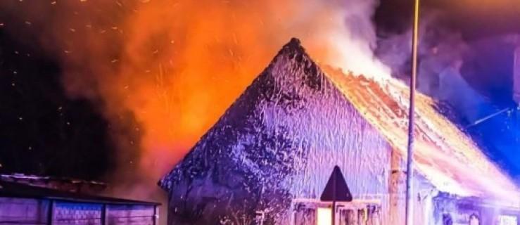 Pan Ryszard w pożarze stracił dorobek życia. Ruszyła zbiórka na odbudowę - Zdjęcie główne