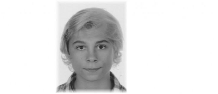 Zaginął 13-letni Konrad Szulc - Zdjęcie główne