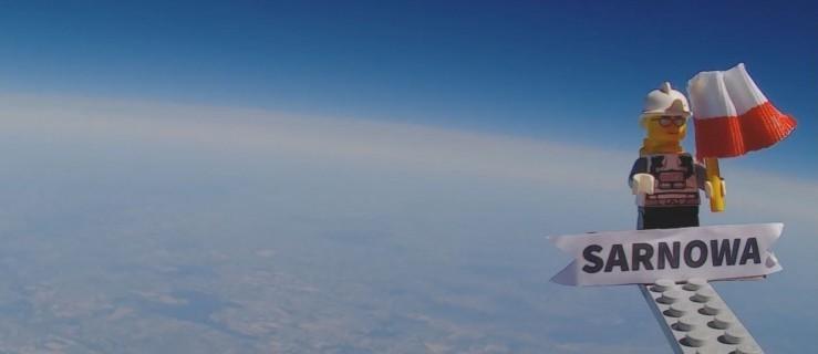Z Wielkopolski do stratosfery. Niesamowite zdjęcia z balonu - Zdjęcie główne