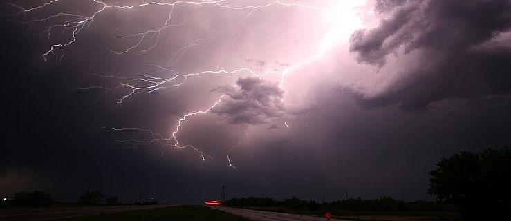 Jest ostrzeżenie przed burzami z gradem dla Wielkopolski  - Zdjęcie główne