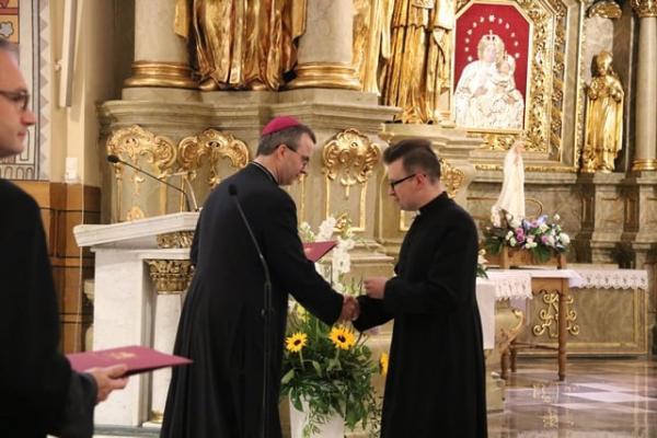 Diecezja Kaliska. Zmiany w parafiach - Zdjęcie główne
