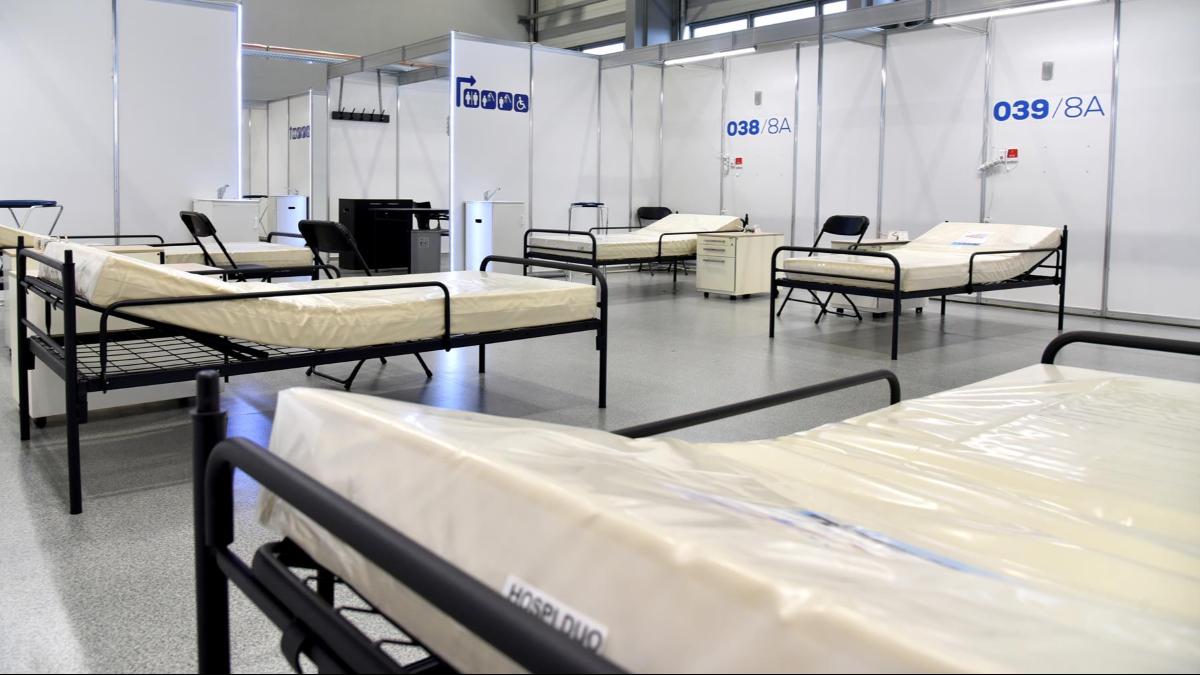 Wojewoda wielkopolski podjął kolejną decyzję w sprawie liczby łóżek dla pacjentów  z COVID-19. Co, to oznacza? - Zdjęcie główne