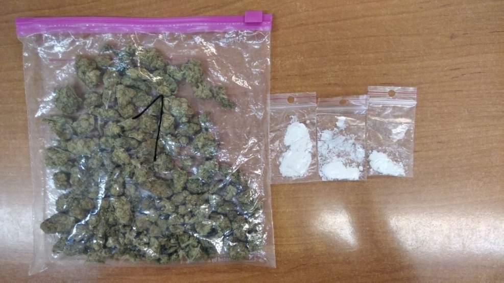 Seniorka posiadała ponad 40 gramów narkotyków  - Zdjęcie główne