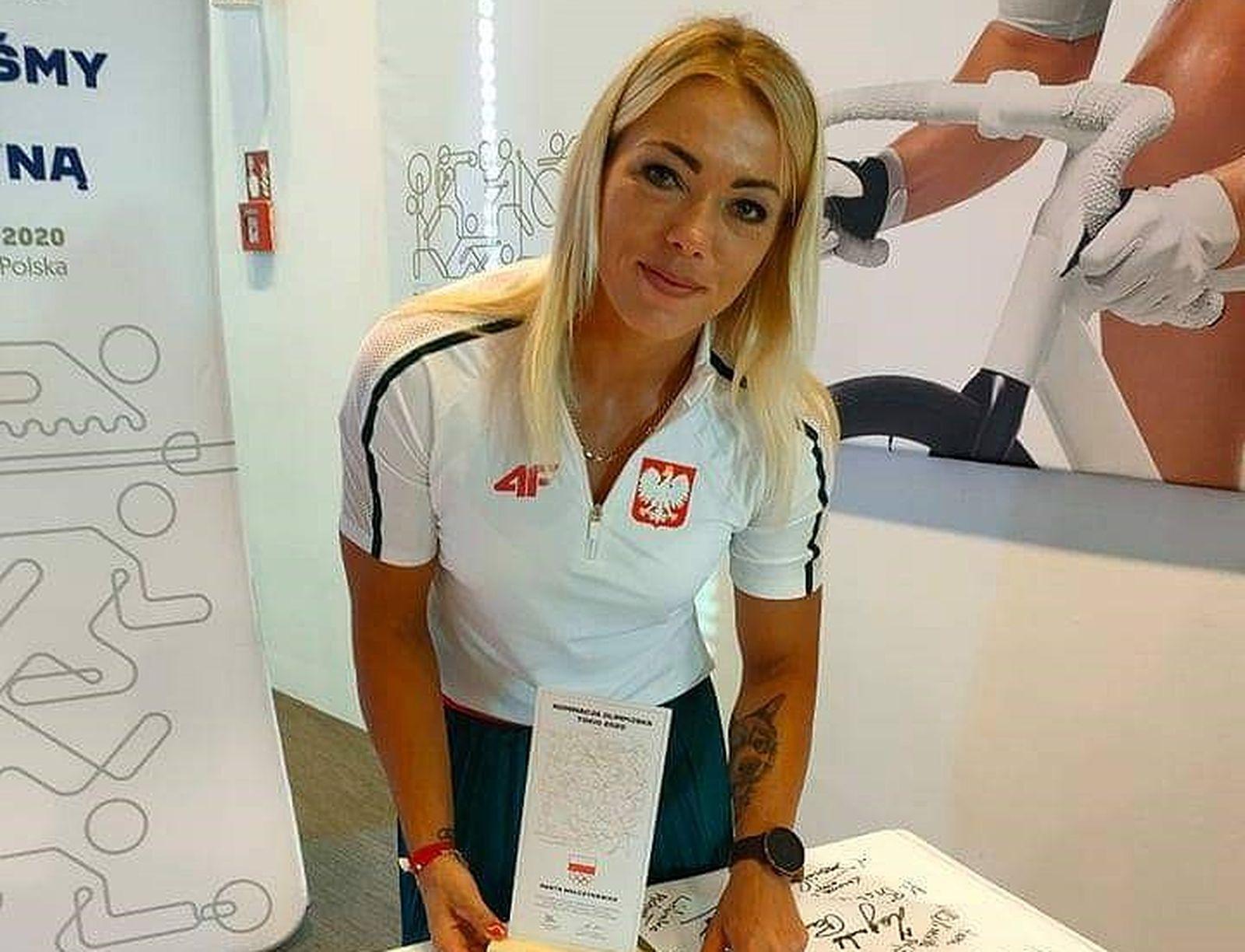 Marta Walczykiewicz z naszego regionu startuje na Igrzyskach Olimpijskich w Tokio - Zdjęcie główne