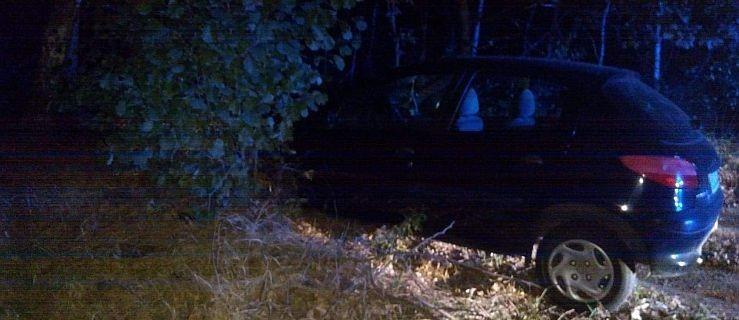 Pijany 17-latek bez prawa jazdy uciekał przed policją i uderzył w drzewo - Zdjęcie główne