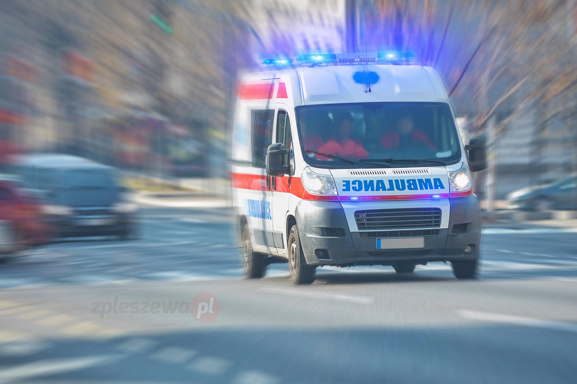 Krotoszyn. 30-letni mężczyzna zmarł chwilę po podaniu środka uspokajającego - Zdjęcie główne