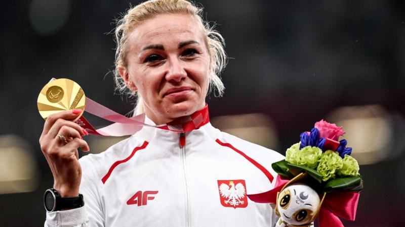 Karolina Kucharczyk z rekordem i złotem igrzysk paraolimpijskich - Zdjęcie główne