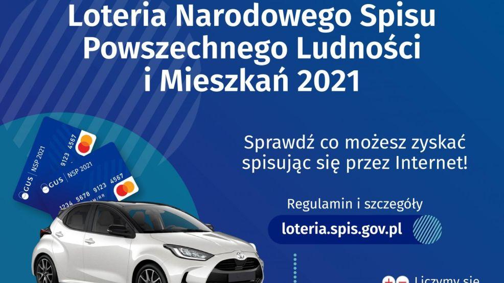 Narodowy Spis Powszechny. Znamy kolejnych zwycięzców specjalnej loterii. Brałeś udział? Być może wygrałeś nagrodę - Zdjęcie główne
