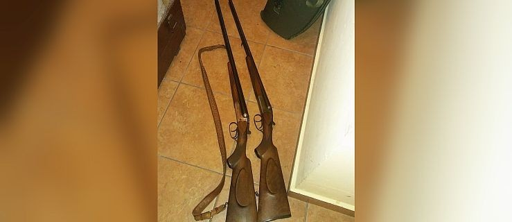 Mężczyzna oddał strzał z broni myśliwskiej na stacji benzynowej  - Zdjęcie główne