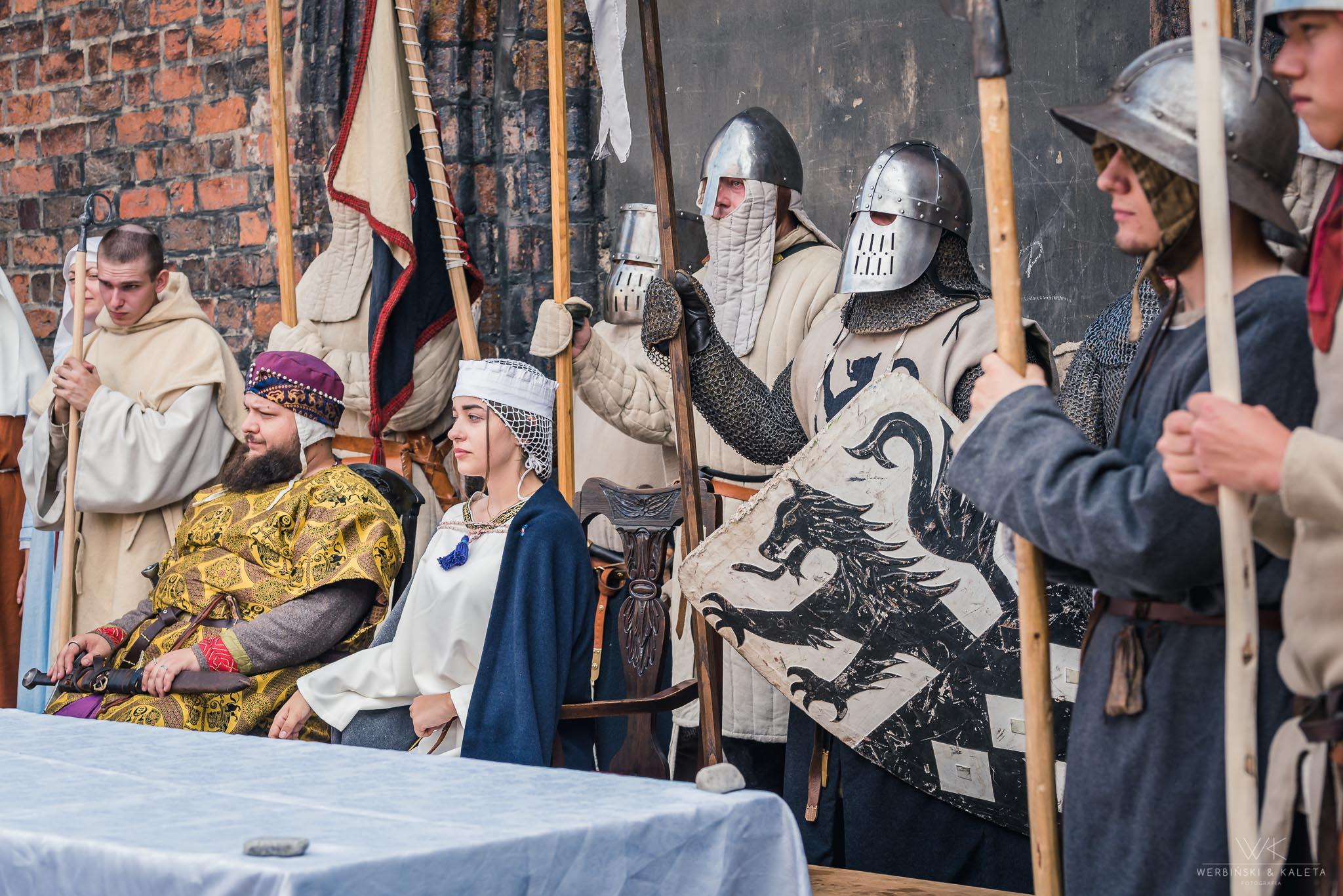 Ogólnopolski Festiwal Plenerowy Widowisk Historycznych w Kaliszu  - Zdjęcie główne