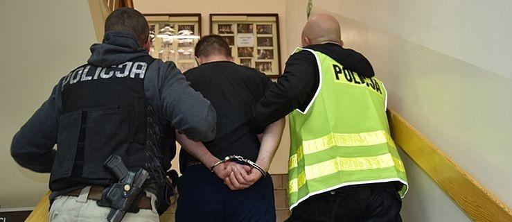 Ekspedientka odepchnęła agresora, który groził jej nożem - Zdjęcie główne