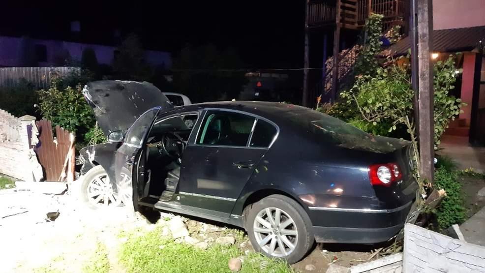 Pijany kierowca spowodował kolizje. Miał prawie 2,5 promila alkoholu - Zdjęcie główne