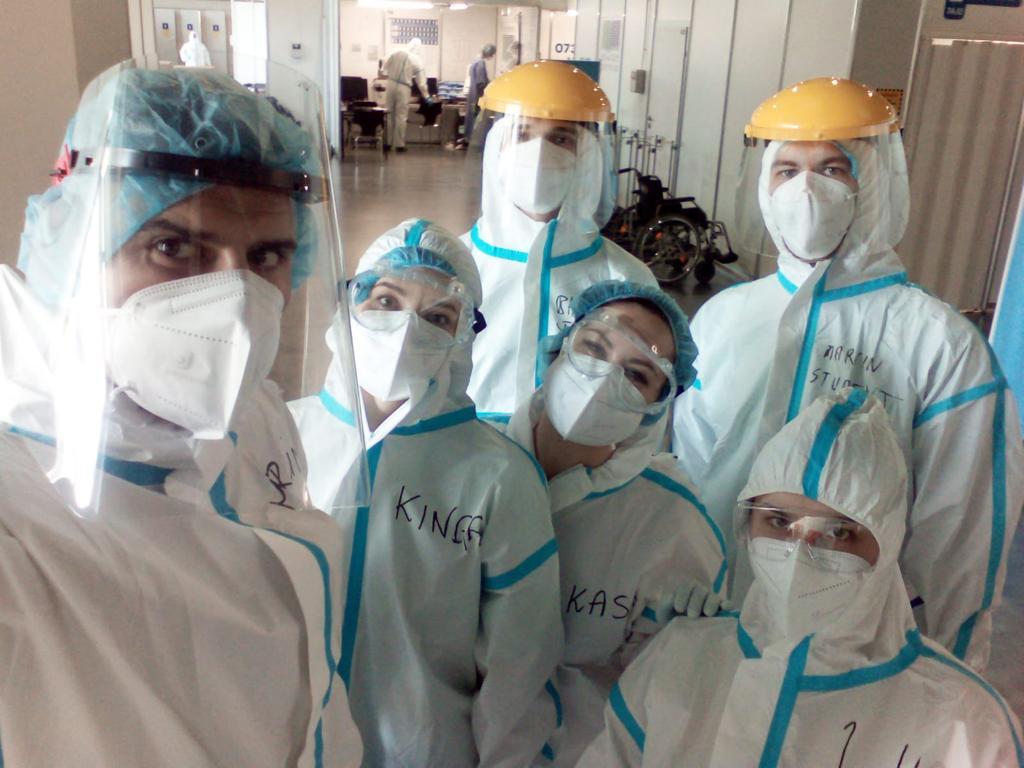 Szpital tymczasowy na MTP w Poznaniu ponownie będzie leczył zakażonych - Zdjęcie główne