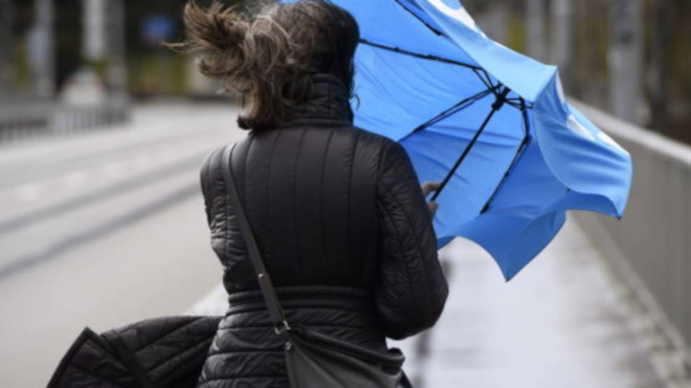 Wraz z wyższymi temperaturami mogą pojawić się deszcze, burze i silny wiatr   - Zdjęcie główne
