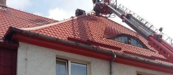Zamiast aresztu wolał uciec na dach przed policją  - Zdjęcie główne
