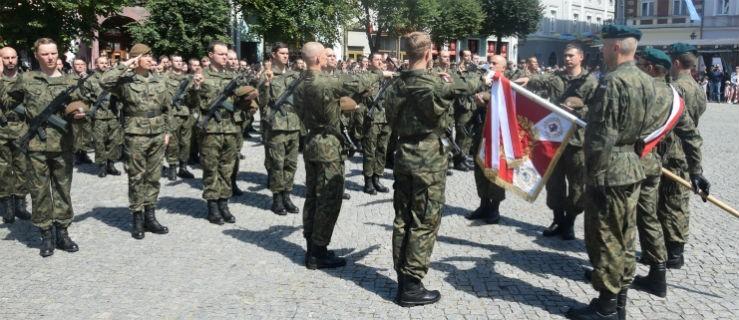 Pierwsi terytorialsi w Wielkopolsce złożyli przysięgę - Zdjęcie główne