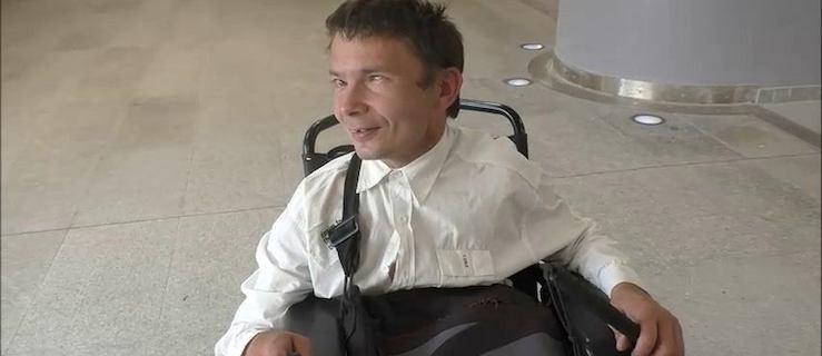 Niepełnosprawny student UAM'u napadnięty. Trwa zbiórka - Zdjęcie główne
