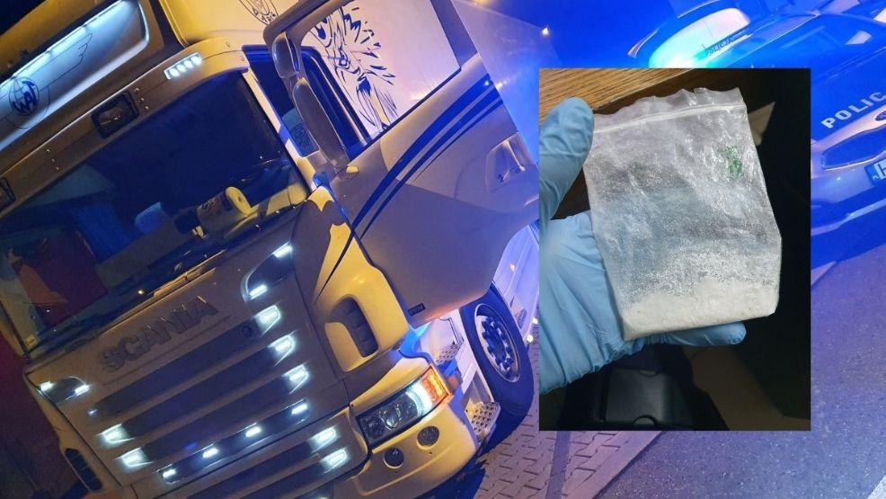 Pijany kierowca ciężarówki na S8. Chciał jechać do Niemiec - Zdjęcie główne
