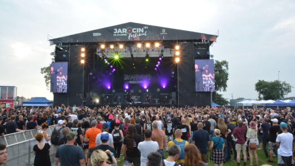 Jarocin Festiwal 2021. Relacja na żywo [AKTUALIZACJE, FOTO, WIDEO] - Zdjęcie główne
