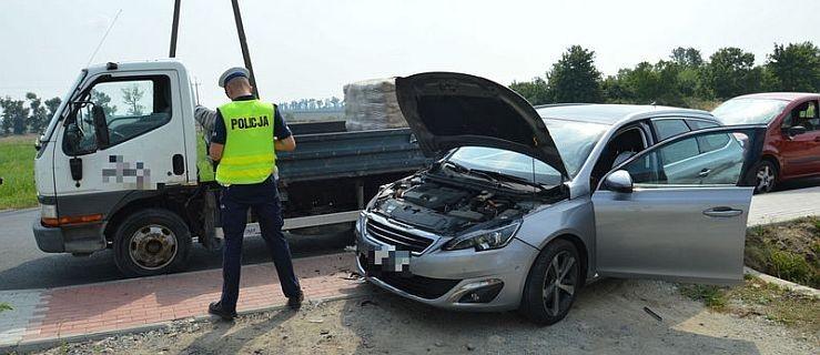 Samochód sam sprowadził pomoc na miejsce wypadku  - Zdjęcie główne